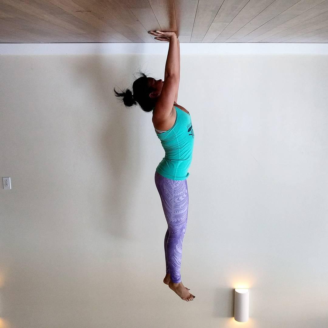 my inner fire yoga leggings feather alex tran