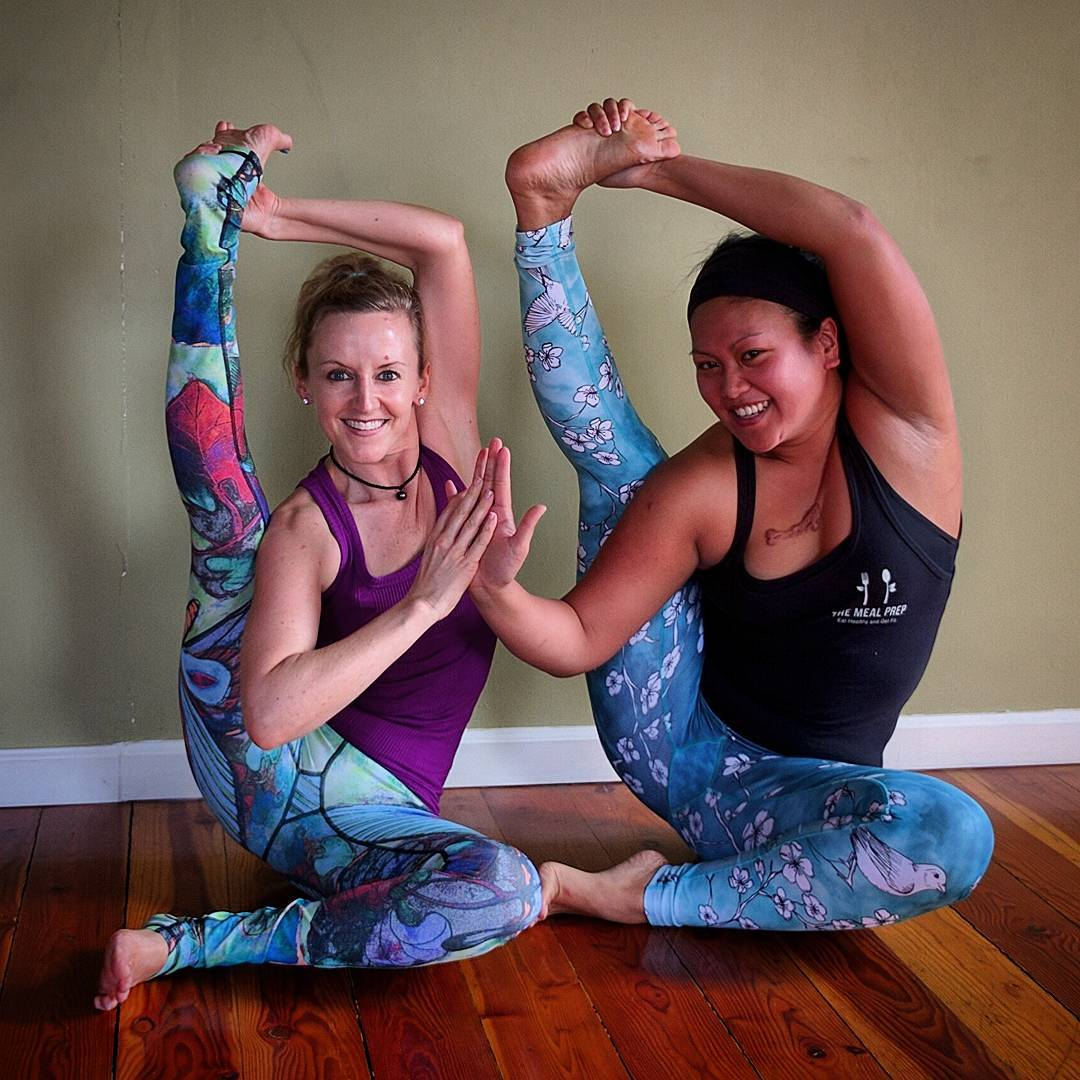 my inner fire yoga leggings blossom alex robyn martin