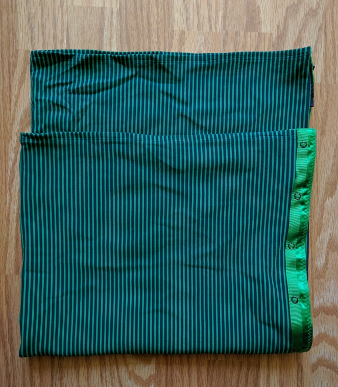 green bean inkwell vinyasa scarf