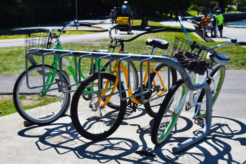 vancouver bikes stanley park