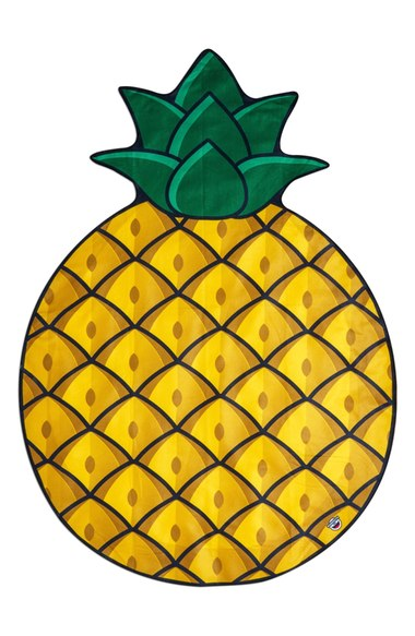 bigmouth pineapple beach blanket.jpg