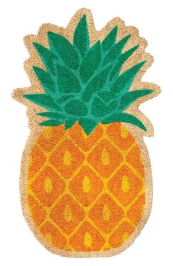 pineapple doormat sunnylife.jpg